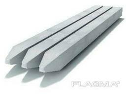 Железобетонные сваи промышленные С 100.35-13 10000x350x350