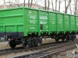 Вантажні перевезення залізничним транспортом