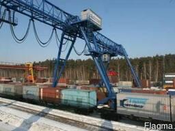 Железнодорожные (жд) перевозки. Украина
