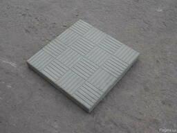 Железобетонная пр-ция: шлакоблок, плитка, бордюр, еврозабор - фото 6