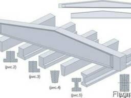 Железобетонные изделия плиты балки сваи колонны лестни