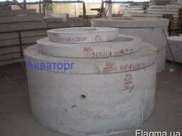 Железобетонные кольца ЖБИ от производителя Харьков