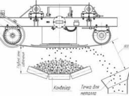 Железоотделитель саморазгружающийся ЭПС-200, СЭЖ-200, ПС-200М
