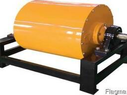 Железоотделитель шкивной (магнитный сепаратор)