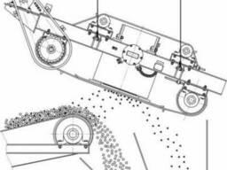 Железоотделители саморазгружающиеся типа ЗсвЕм-0,65х250, ЗсвЕм-0,8х210