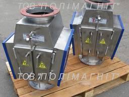 Сепараторы металлоулавливатели, железоотделители