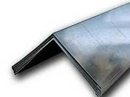 Желоб (ендовая) оцинк. металл. 0,5мм L=1м, доборные