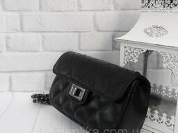 Женская кожаная сумка Шанель клатч Italian bags , производ