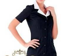 Женская куртка горничной К-618. 6Б