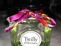 Женская парфюмированная вода hermes twilly d'hermes green 85 мл