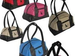 Женская спортивная сумка-удобно, модно, всегда актуально