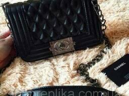 Женская сумочка Chanel мини Chanel сумка mini