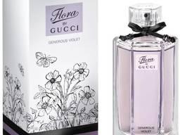 Женская туалетная вода Gucci Flora by Gucci Generous Violet 100 мл