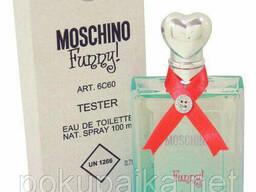 Женская Туалетная вода - Тестер в стиле Moschino Funny. ..