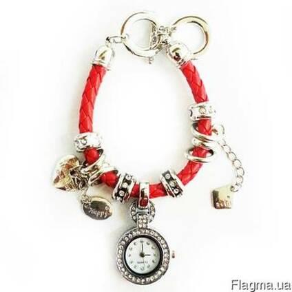 Женские часы-браслет Pandora