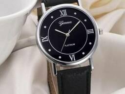 Женские часы Geneva Geneva Blackdial