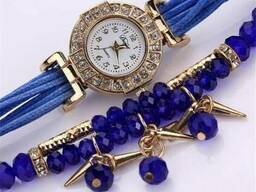 Женские кварцевые часы Cl Duoya Weave
