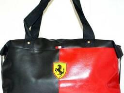 Женские Сумки оптом Puma Ferrari спортивные эко-кожа,