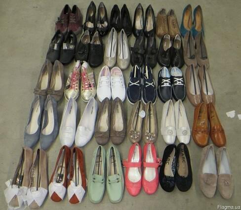 Женский микс обуви. Бренды: Gerry Weber, Caprice, Marc, Buga