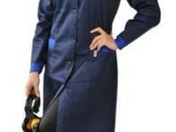Женский рабочий халат «Технолог»