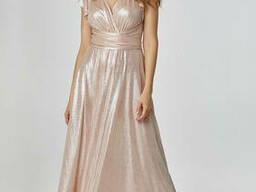 Женское вечернее платье Lipar Пудра