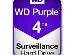 """Жесткий диск 3. 5"""" 4TB Western Digital (WD40PURZ)"""