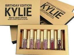 Жидкая помада Kylie Birthday Edition (6 оттенков)