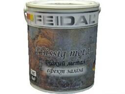 Жидкий металл (декоративное покрытие) Фейдал 1кг