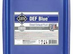 Жидкость д/систем SCR диз двиг AWM DEF BLUE (мочевина)