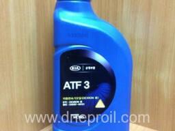 Жидкость для АКПП Hyundai Kia ATF SP III (04500-00100) 1л.