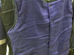 Жилетка рабочая из ткани грета жилет кладовщика