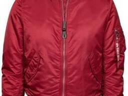 Жіноча куртка бомбер MA-1 W