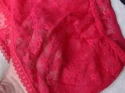 Жіночі рожеві труси
