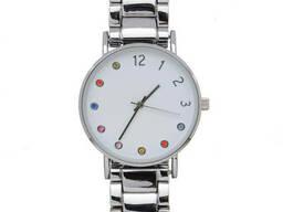 Жіночий годинник EvenOdd YP5YY Silver SKL35-189112