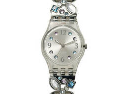 Жіночий годинник Swatch LK292G Silver