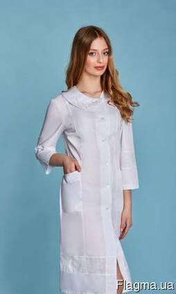 Жіночий медичний халат Венера ціна e1080d296f82b