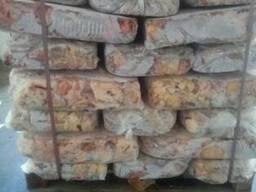 Жир обвалочный говяжий в блоках