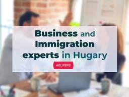 Жити та працювати в Угорщині.