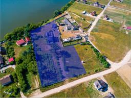 Житлово-промисловий комплекс на березі озера!