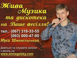 Жива музика Живая музыка Юрій Шмегельський #БілаЦерква