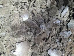 Жмых из малоценных отходов подсолнечника