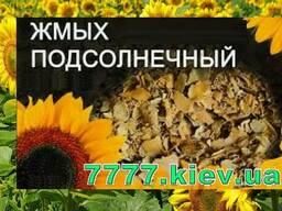 Жмых подсолнечника по Украине продаем