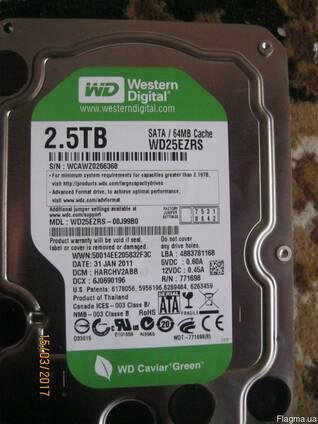 """Жорсткий диск для ноутбука 2.5"""" sata для 3,5 ПК Різні розмір"""