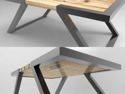Стол на заказ, стол в стиле лофт