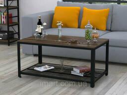 Журнальный столик V-105 Loft Design Орех Модена