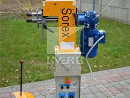 Зиг машина с электроприводом Sorex CWM – 50/200