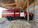 Машина пожарная Зил 130 - фото 1