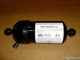 Гидроцилиндр подьема кузова Зил 35072-8603010-12