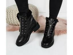 Зимние натуральные ботинки Balmain