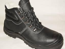 Зимние рабочие ботинки Strong Warmer
